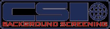 CSI Background Screening